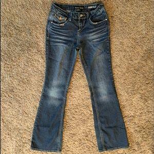 Imperial Start Skinny Flare Jeans